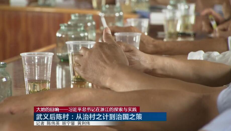 大地的回响——习近平总书记在浙江的探索与实践·社会共享篇