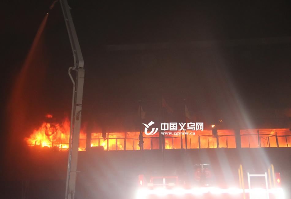 【详情披露】义乌一老板放火烧掉自家公司?骗保不成反被捕
