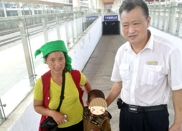 """【十八力】一声""""谢谢"""" 是彝族旅客对义乌最诚挚的谢意"""