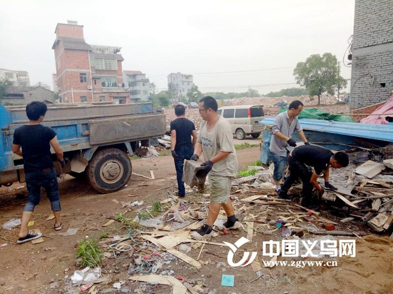 奋战20天!义乌城西街道打响文明创建攻坚战