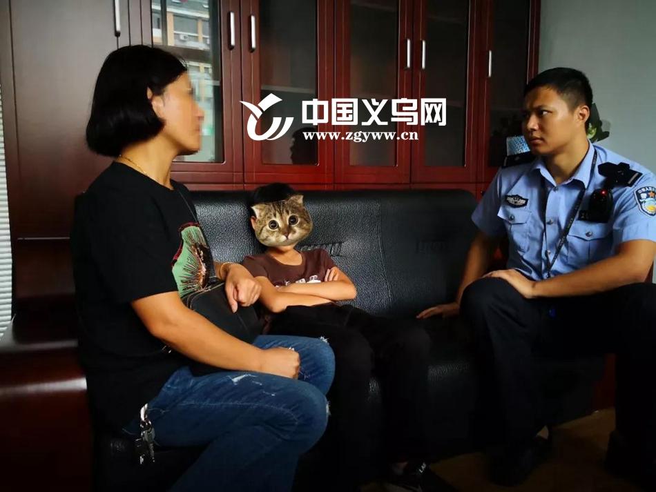 辟谣 | 网传义乌一12岁小学生在校门口被绑架 警方迅速查明真相