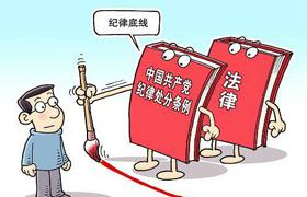 一图了解《中国共产党纪律处分条例》修订的主要内容