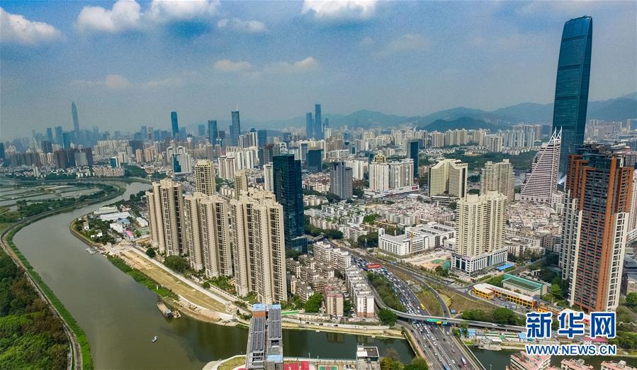 """从""""深圳速度""""到""""中国高度""""——深圳经济特区创新发展纪实"""
