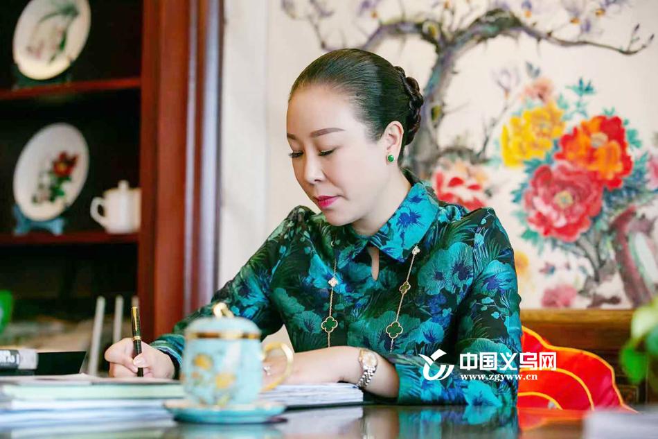 致敬义商 传承梦想(13)刘巧玲:商海浩瀚,女性亦是弄潮儿