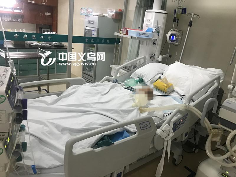 义乌5岁男孩两遇车祸牵动全城市民的心 小庭昊,快醒过来!