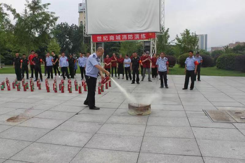 第十三期 社区消防宣传大使安全访谈