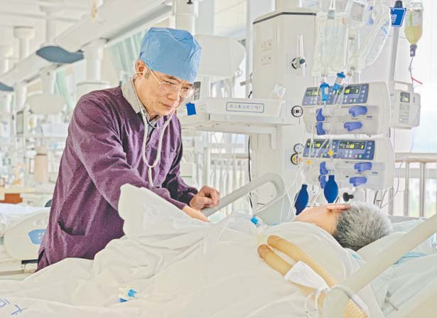 40年40人(15)斯小水:医疗事业不断发展 医者仁心从未改变