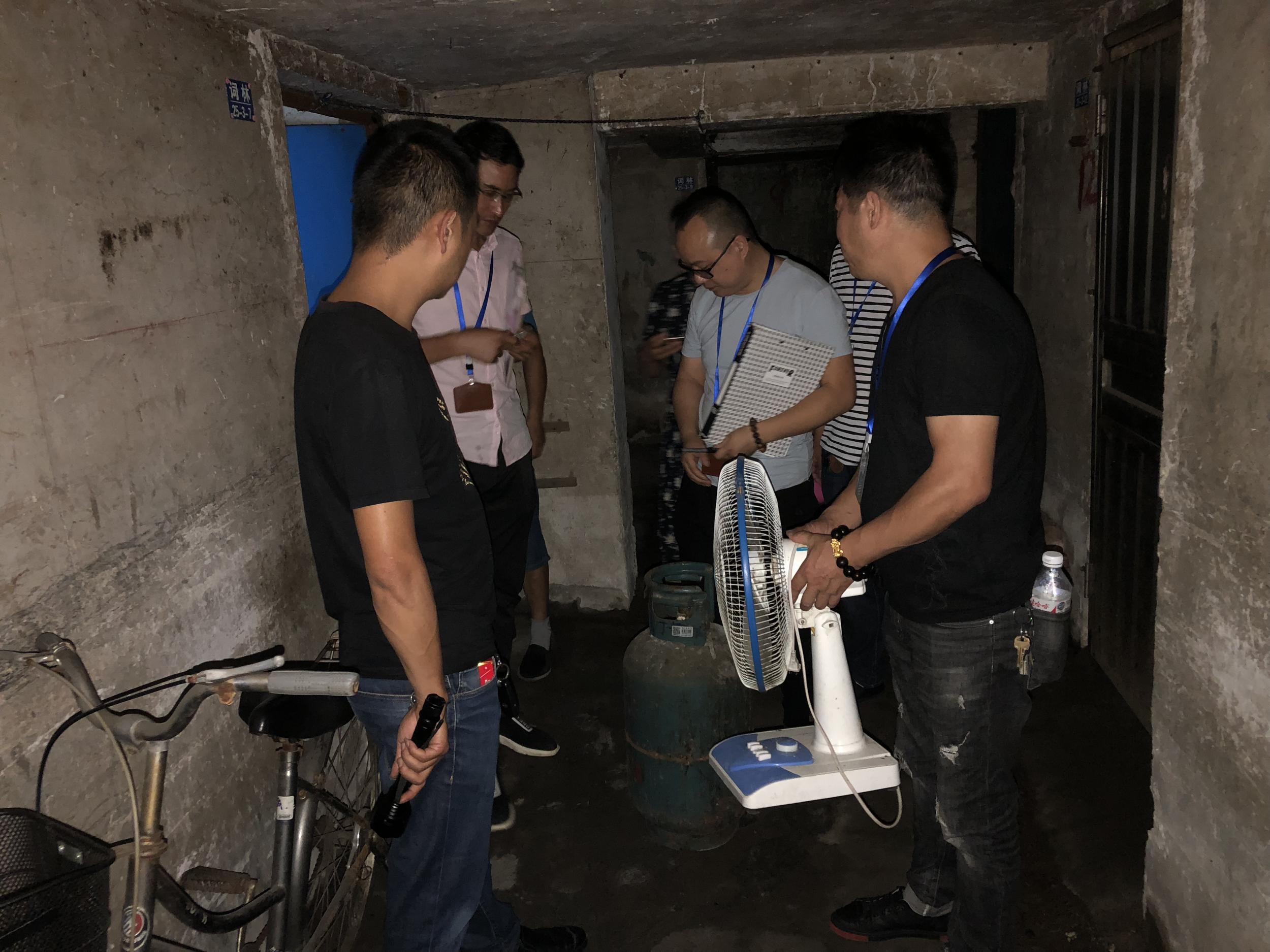 第十五期 稠城街道老旧小区消防安全综合治理访谈