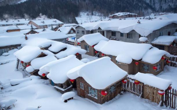 这些冬季看雪圣地,美得令人如痴如醉心神向往!
