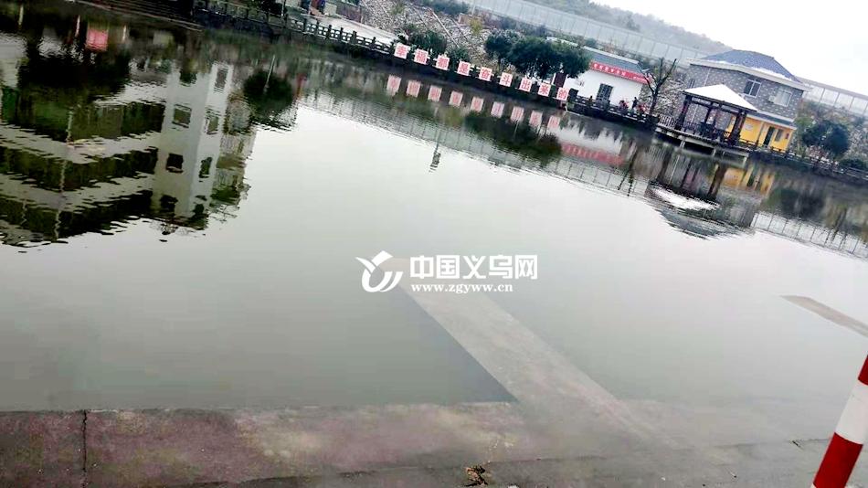 【十八力】义乌一村支书冬季下水救人 塘水冰冷人心不冷