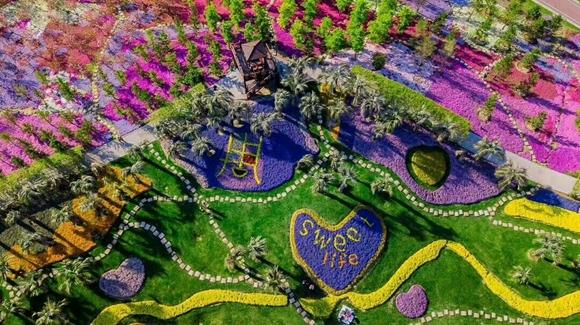 洲际绿博园:汇聚世界各地珍奇植物的梦幻博物馆