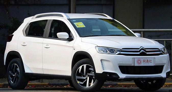 东风雪铁龙新款C3-XR上市 售10.88-17.18万元