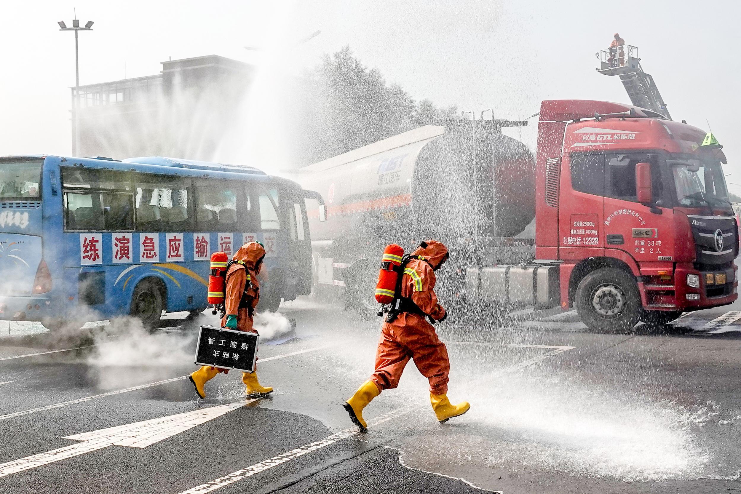 第十八期 义乌化危企业消防安全访谈