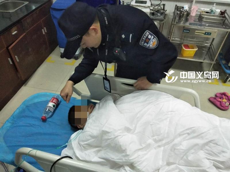 【十八力】未完成作业挨了骂 义乌10岁男孩雨夜跳江 警民联手紧急救助