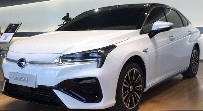广汽新能源新车