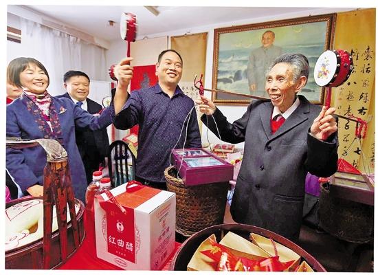 【浙江日报】谢高华一句朴实而有力的话 催生了义乌小商品市场
