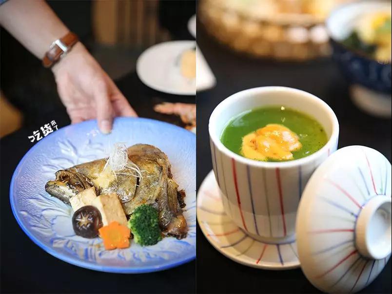 义乌这家空中日料店,十数米高,100+道菜只要2.18元/道