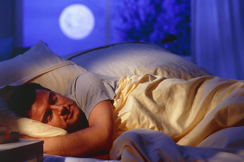 睡着睡着,丈夫的呼噜声频率变了 妻子立马拨打120
