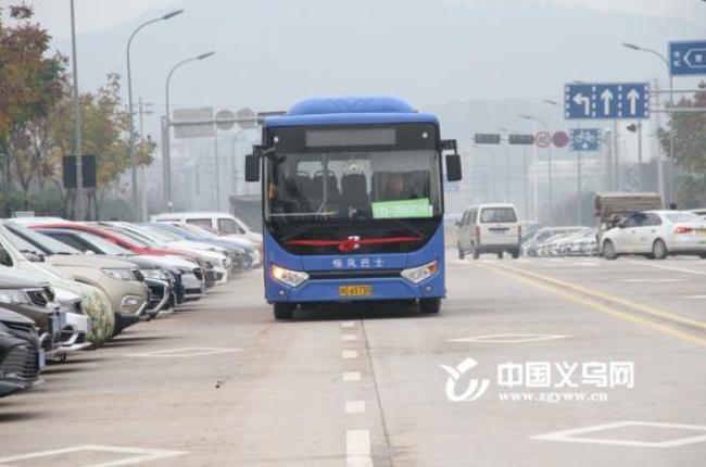 【网络祝年】2019年春节期间 义乌公交营运安排表出炉