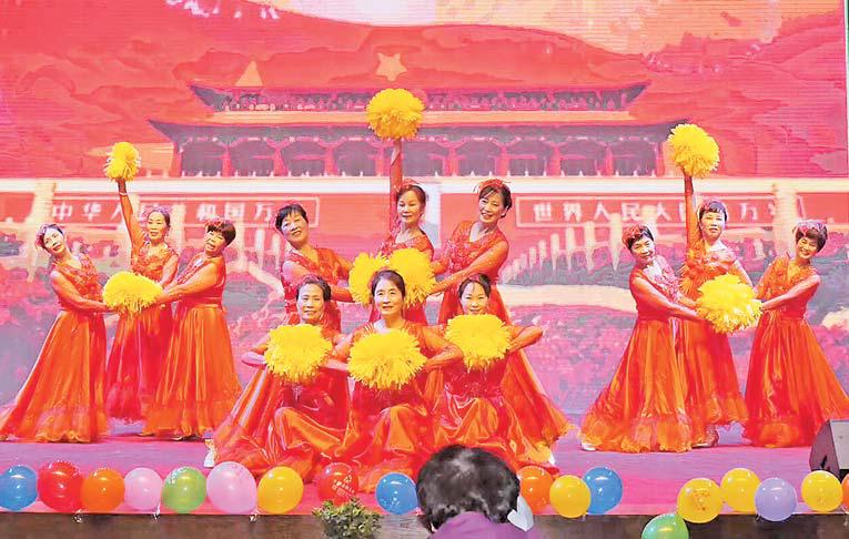 """义乌:百场""""村晚""""感知乡村新俗的文化脉动"""