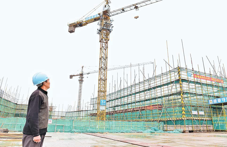 义乌艺术学校新建工程建设快马加鞭