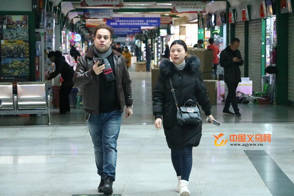 义乌国际商贸城开市 外商沓来采购好产品 寻找新商机