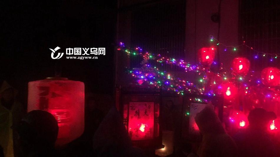 义乌苏溪人民喜迎元宵佳节 品味传统文化魅力