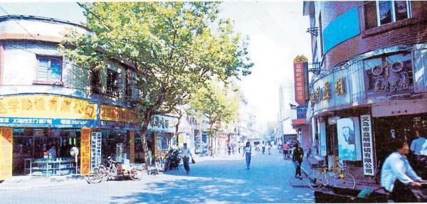 义乌北门街:说不完的老城记忆 道不尽的老街情怀