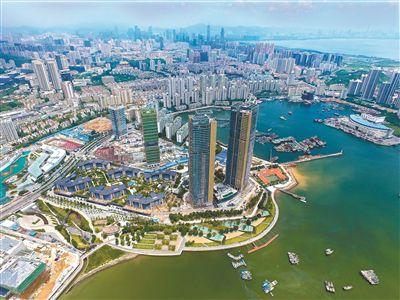 深圳:打造全球创新创意之都(组图)