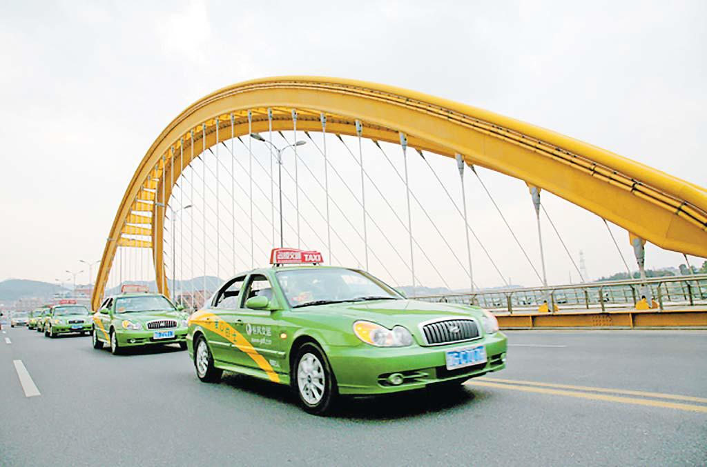 """义乌出租车""""第一印象""""怎么样?各界代表""""打的""""纪实"""