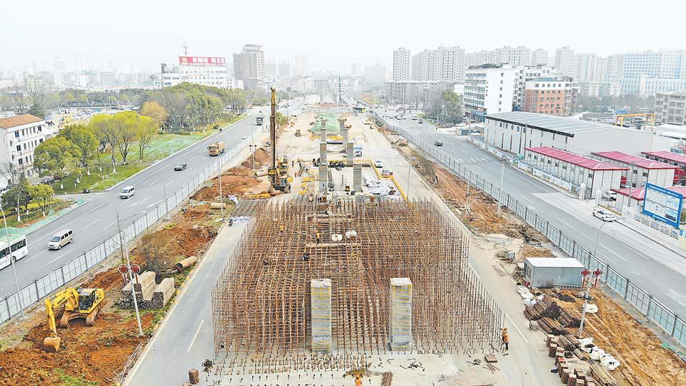 义乌:快速交通稳步推进