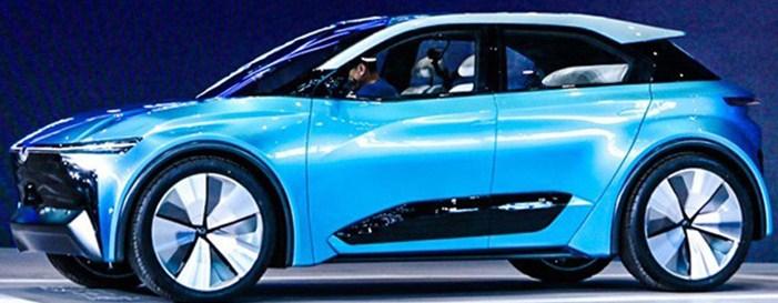 合众新能源第二款量产车即将发布 或为跨界SUV