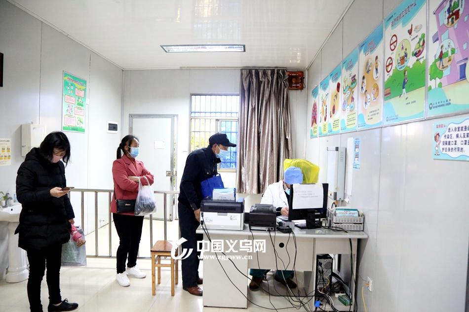 世界结核病防治日 义乌市中心医院新结核门诊正式启用