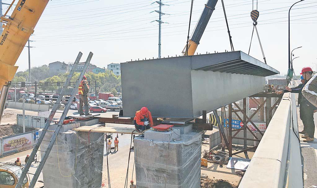 义乌:集中力量 加速推进工程建设