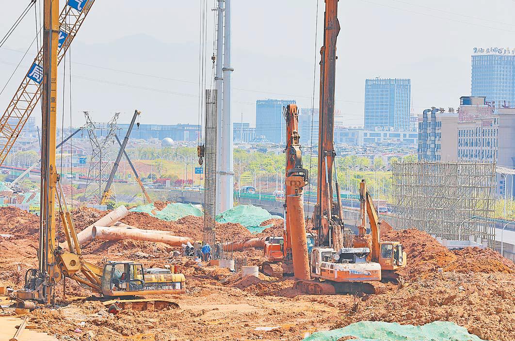 义乌:地下利用管线入廊