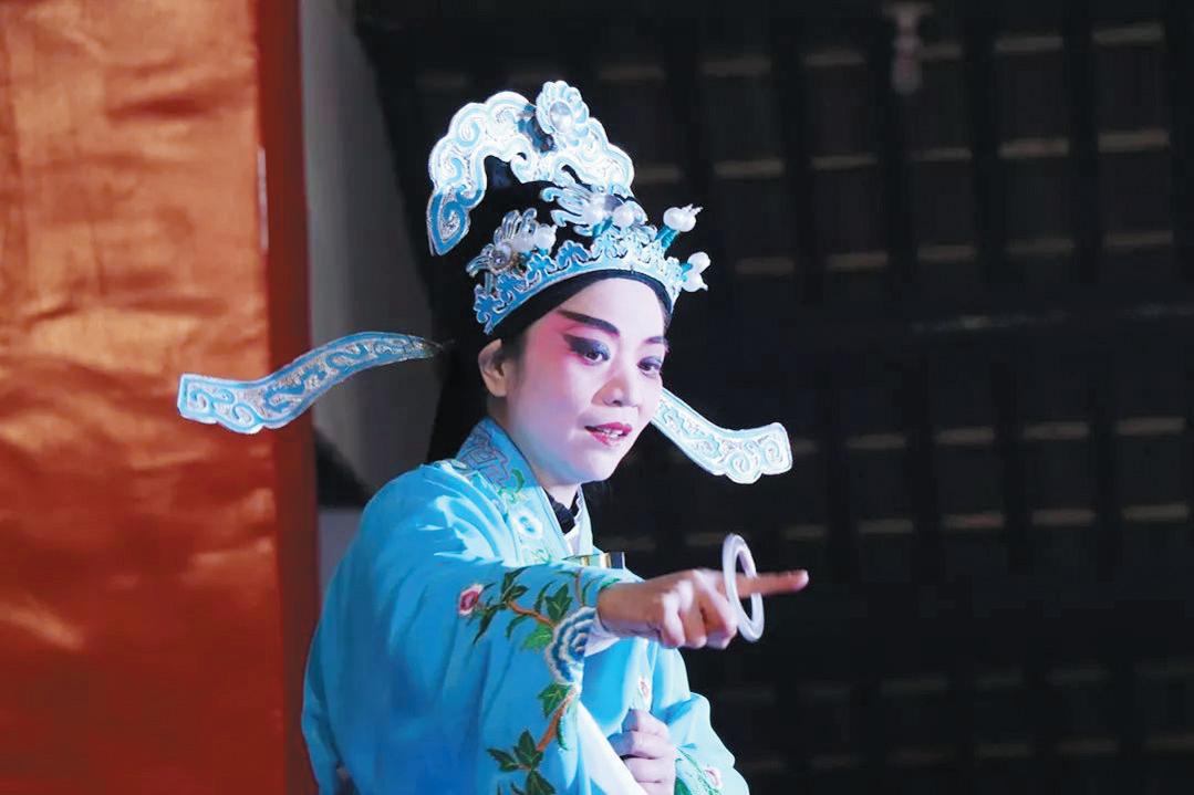 """义乌赤岸文化礼堂走亲巡演季""""开播"""""""