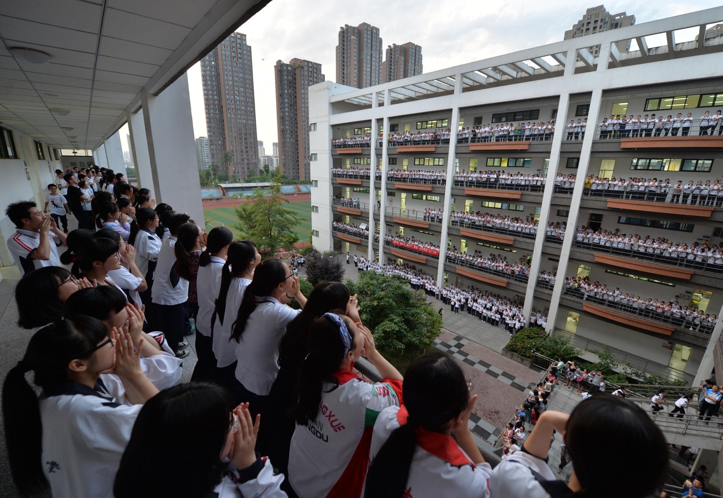 周末浙江28所高校举行三位一体综测 别忘这事