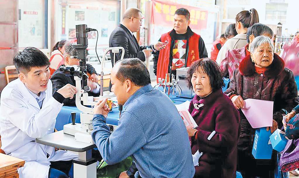 """义乌""""洲上集市""""为民服务"""