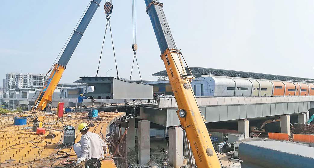 义乌:加班加点推进项目建设