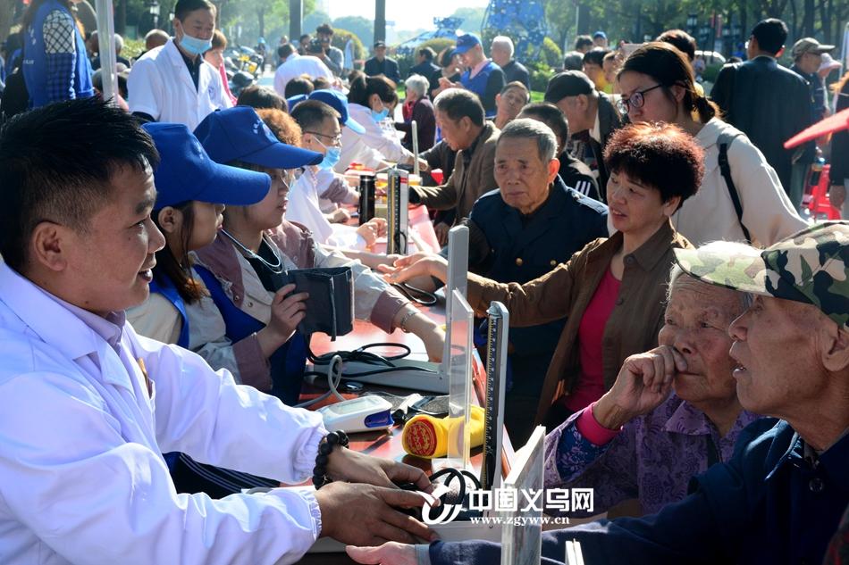 """【改革体验】义乌家庭医生签约率不高 服务推广面临三道""""门槛"""""""