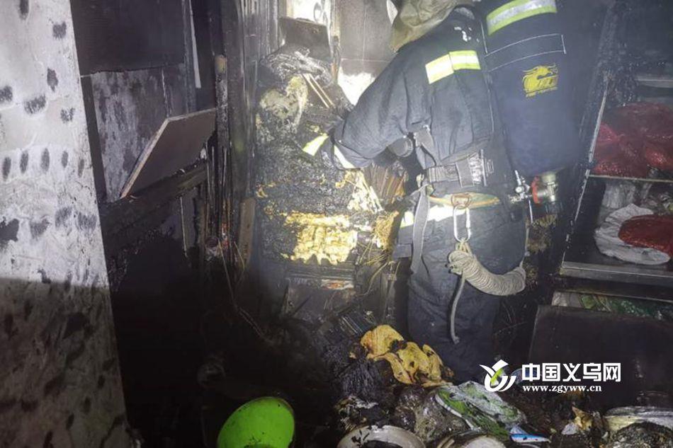 21天接处25起电气类警情 义乌消防提醒加强安全防范