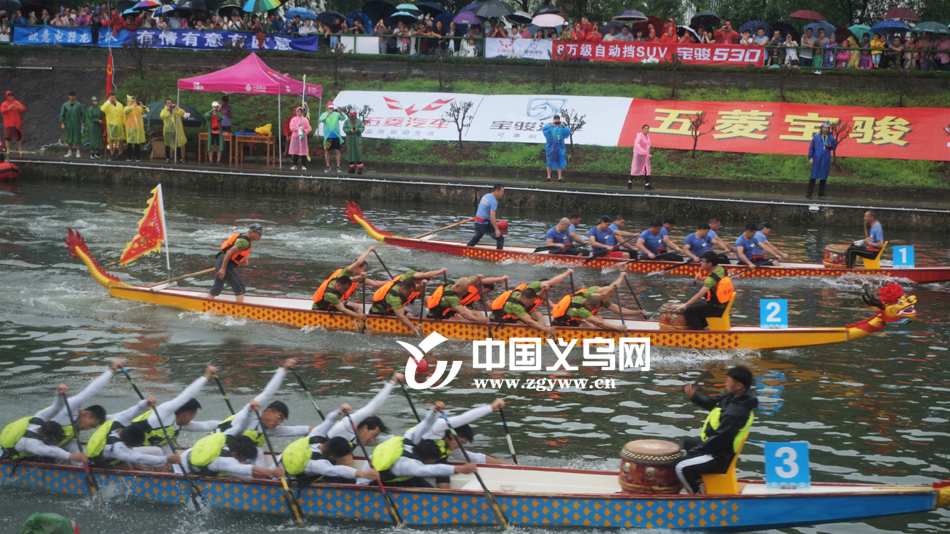 端午期间超30万人次畅游义乌 乡村旅游持续火热