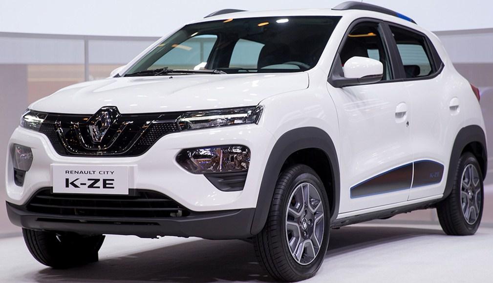 进军新能源市场 东风雷诺纯电动SUV9月5日上市