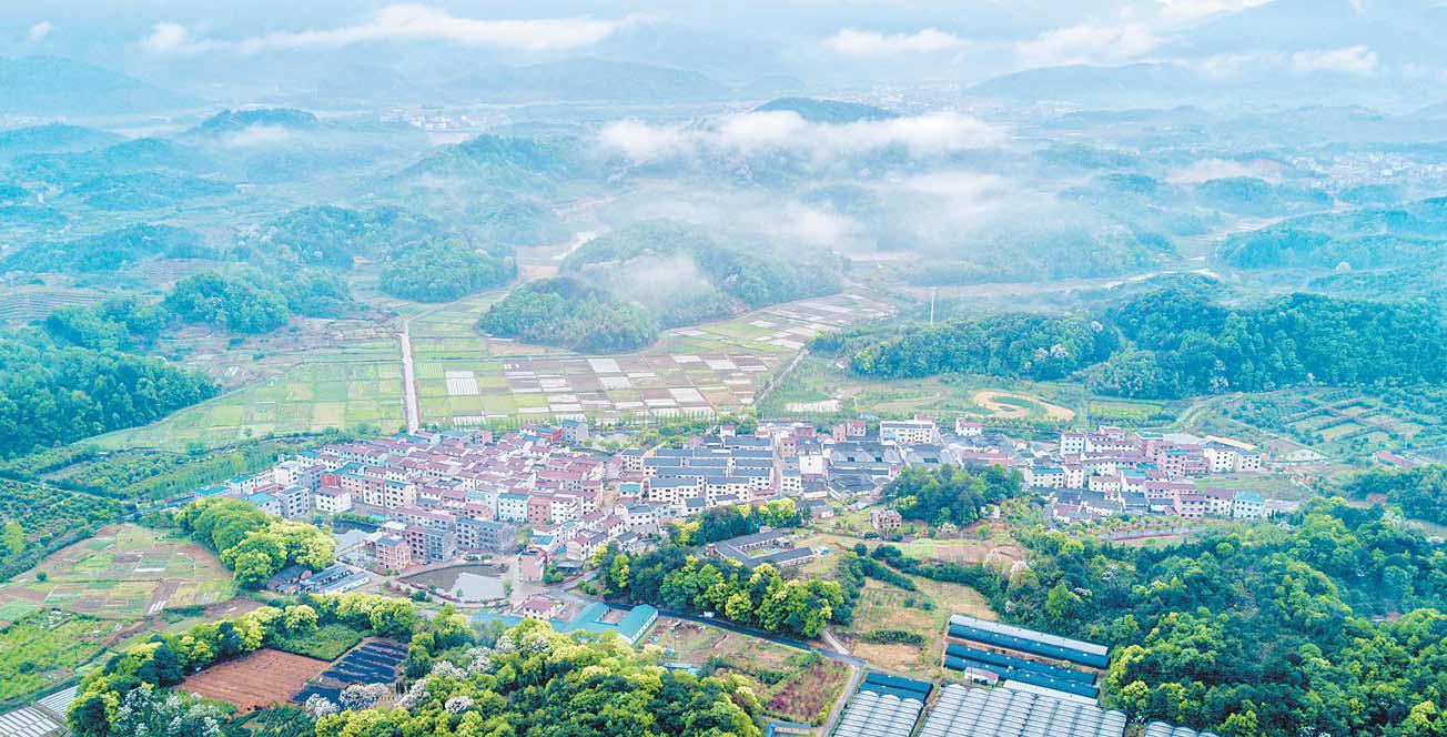 留住传统 记住乡愁 对话未来 义乌传统村落保护建设纪实