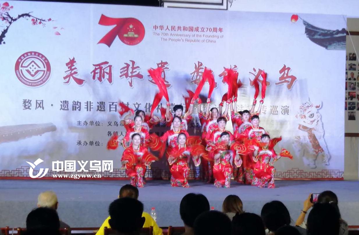 """义乌""""九进礼堂""""活动精彩纷呈 着力打造新时代农村新地标"""