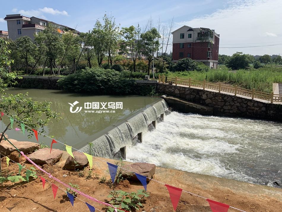上溪一水坝发出噪音扰民 记者采访后相关部门正在整改中