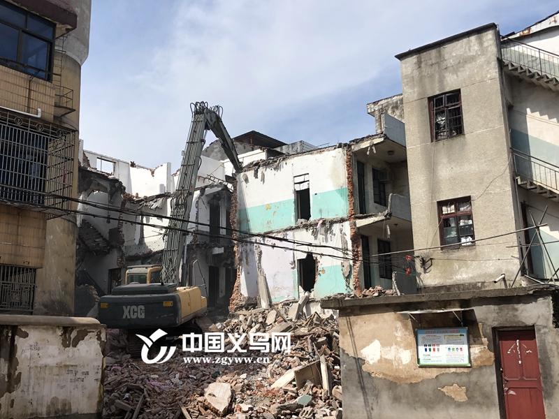 勾勒拨浪鼓小镇蓝图 义乌廿三里老镇区有机更新拆出535亩新空间