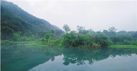 山水竹林、清流小溪、江鲜古镇尽在富阳周边!
