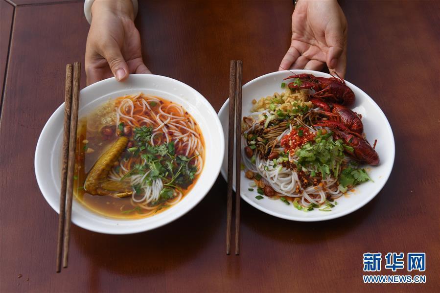 江西安义:千年老村汇聚赣派小吃百味
