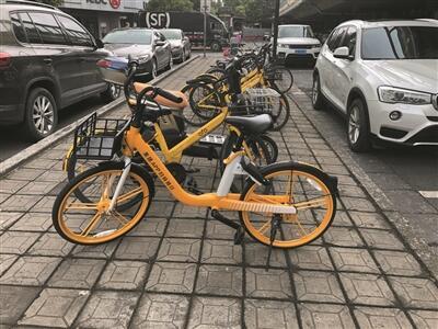 美團爸爸親生的共享單車斥巨資只為引流 橙色單車變成小黃車